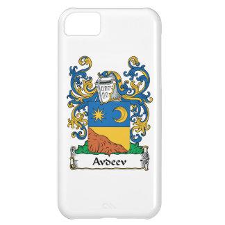 Escudo de la familia de Avdeev