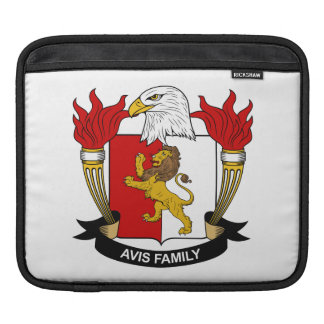 Escudo de la familia de Avis Mangas De iPad