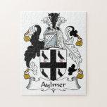 Escudo de la familia de Aylmer Puzzles Con Fotos