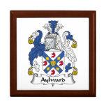 Escudo de la familia de Aylward Cajas De Regalo