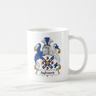 Escudo de la familia de Aylward Taza Clásica