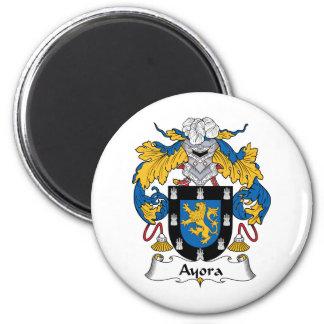 Escudo de la familia de Ayora Imanes