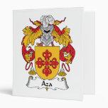 Escudo de la familia de Aza