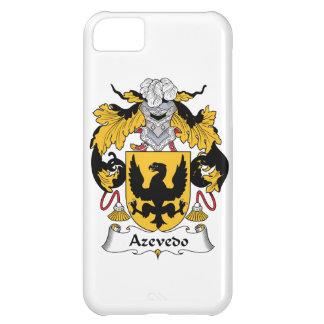 Escudo de la familia de Azevedo Funda Para iPhone 5C