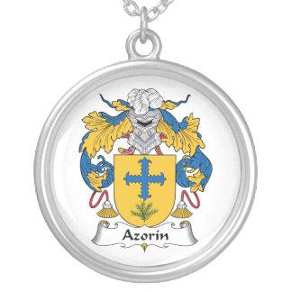 Escudo de la familia de Azorin Joyería