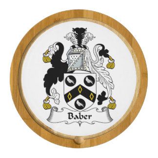 Escudo de la familia de Baber
