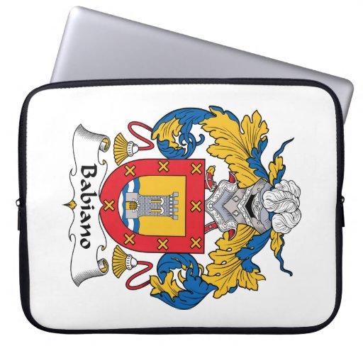 Escudo de la familia de Babiano Manga Computadora