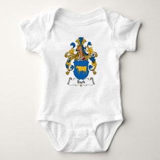 Escudo de la familia de Bach Mameluco De Bebé