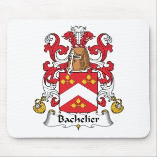 Escudo de la familia de Bachelier Mousepad