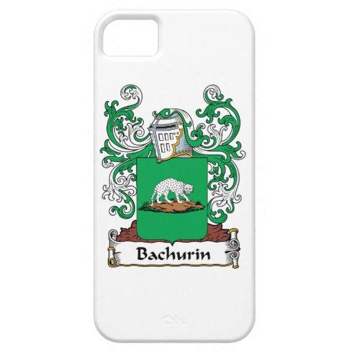 Escudo de la familia de Bachurin iPhone 5 Cobertura