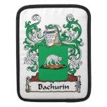 Escudo de la familia de Bachurin Funda Para iPads