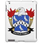 Escudo de la familia de Backus