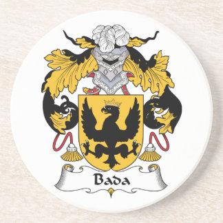Escudo de la familia de Bada Posavasos Manualidades