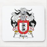 Escudo de la familia de Baeza Alfombrillas De Ratón