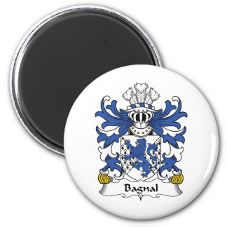 Escudo de la familia de Bagnal Imán