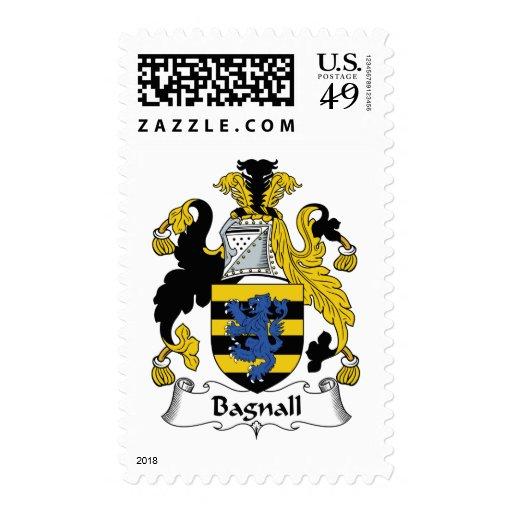 Escudo de la familia de Bagnall