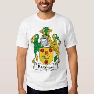Escudo de la familia de Bagshaw Camisas