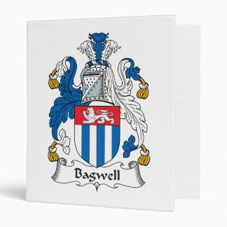 "Escudo de la familia de Bagwell Carpeta 1"""