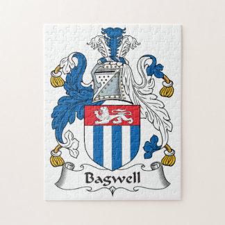 Escudo de la familia de Bagwell Puzzles