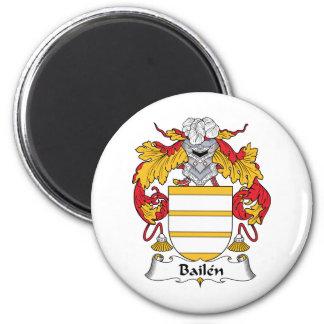 Escudo de la familia de Bailen Imanes