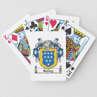 Escudo de la familia de Bailey Barajas