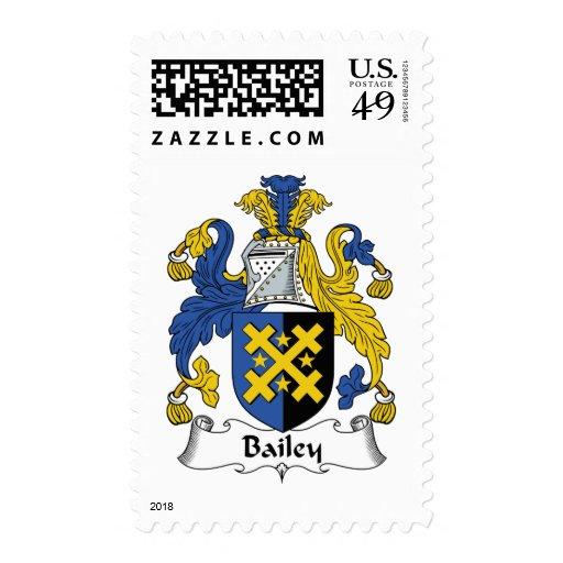 Escudo de la familia de Bailey Envio