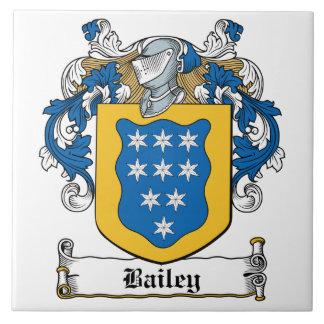 Escudo de la familia de Bailey Teja