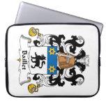 Escudo de la familia de Baillet Funda Ordendadores