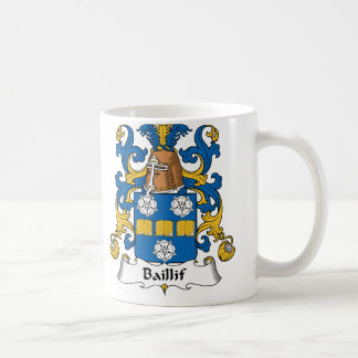 Escudo de la familia de Baillif Taza