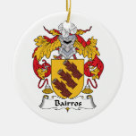 Escudo de la familia de Bairros Ornamentos De Reyes