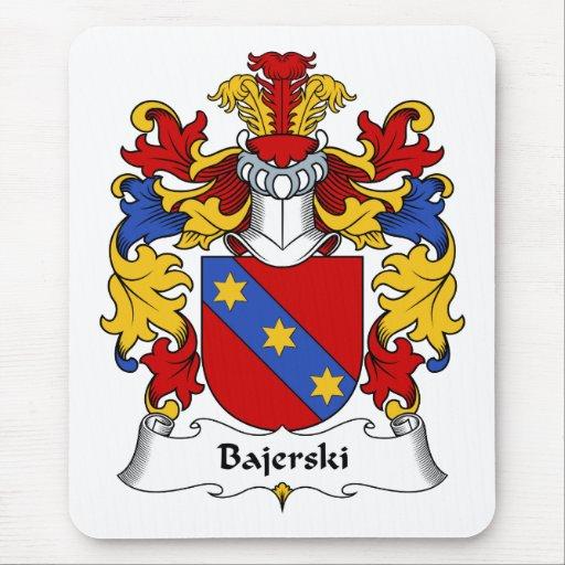 Escudo de la familia de Bajerski Alfombrilla De Ratón
