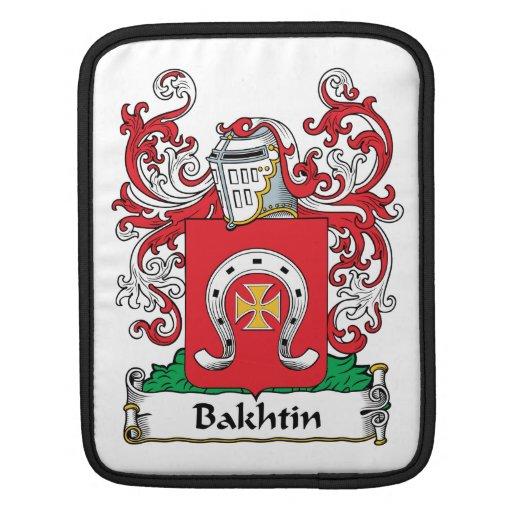 Escudo de la familia de Bakhtin Funda Para iPads