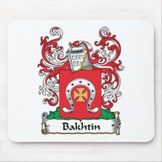 Escudo de la familia de Bakhtin Tapetes De Raton