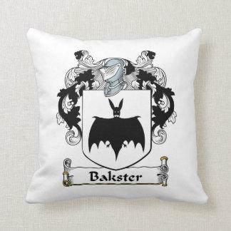 Escudo de la familia de Bakster Almohada
