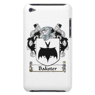 Escudo de la familia de Bakster iPod Touch Funda