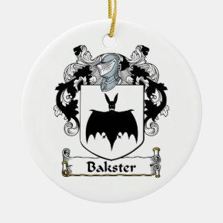 Escudo de la familia de Bakster Ornato