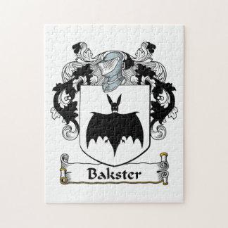 Escudo de la familia de Bakster Rompecabeza