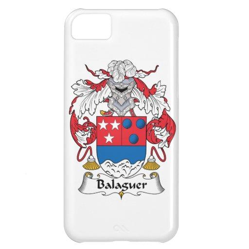 Escudo de la familia de Balaguer Funda Para iPhone 5C