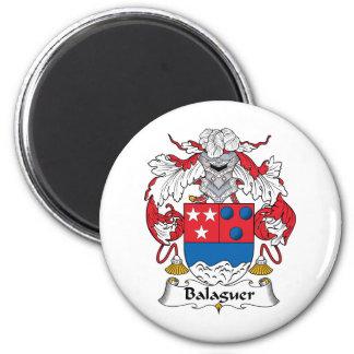 Escudo de la familia de Balaguer Iman