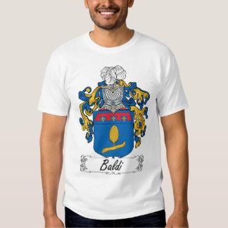 Escudo de la familia de Baldi Camisas