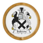 Escudo de la familia de Baldwin