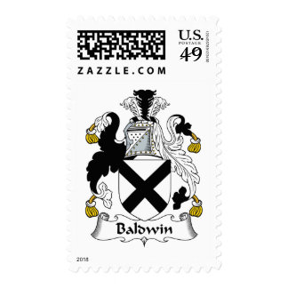 Escudo de la familia de Baldwin Sello