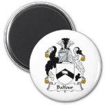 Escudo de la familia de Balfour Iman De Nevera