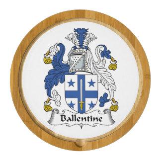 Escudo de la familia de Ballentine