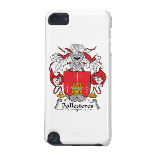 Escudo de la familia de Ballesteros Carcasa Para iPod Touch 5