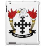 Escudo de la familia de Balmanno