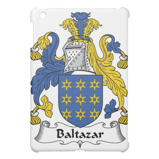 Escudo de la familia de Baltazar