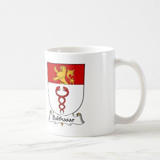 Escudo de la familia de Balthasar Taza De Café