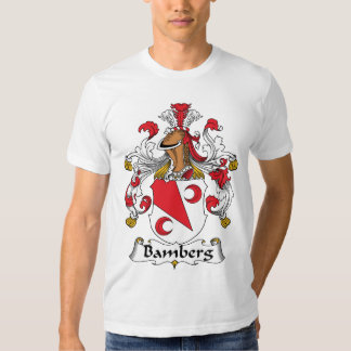 Escudo de la familia de Bamberg Playeras