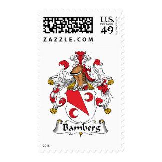 Escudo de la familia de Bamberg Sellos